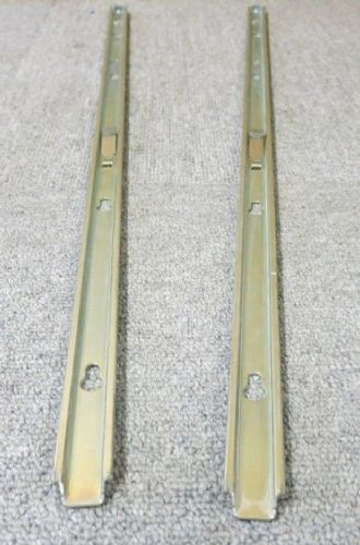 "Accuride HP Proliant DL380 G3 Server 26"" Inner Rack Mounting Rails 1U"